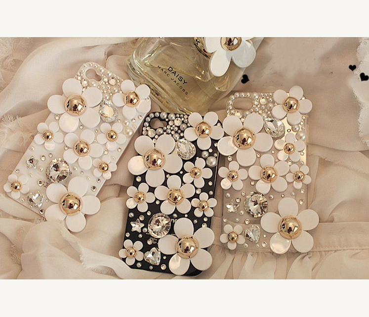 newest a2976 9ea4e Iphone 6 Case, Iphone 6 Plus Case, Iphone 5c Case, Iphone 6 Plus Case  Flower, Iphone 6 Girly Cases With Diamonds, Glitter Case Iphone 5, Really  Fancy ...