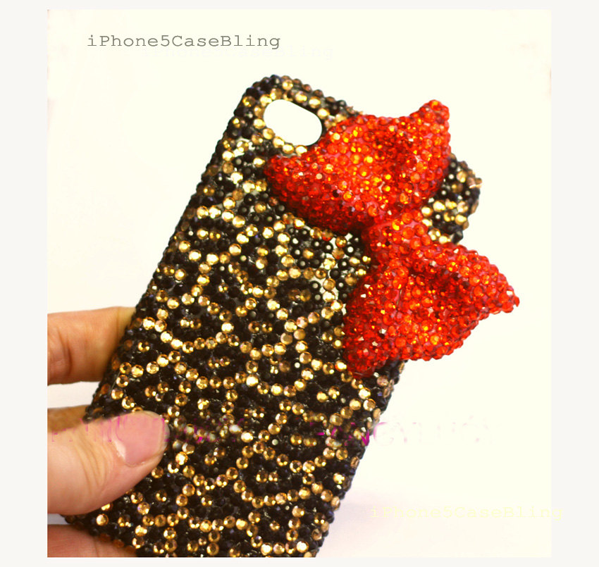 various colors 2b472 5ef68 iphone 5 bedazzled case ... ca8b8cf4c